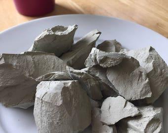 Green Clay Chunks
