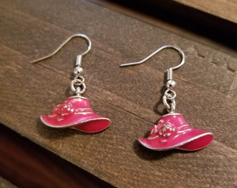 Red Hat Ladies Society Earrings Set. FREE SHIPPING!! EE26
