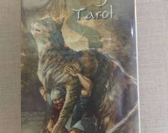 Viking tarot set