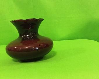 Fluted Vase Etsy
