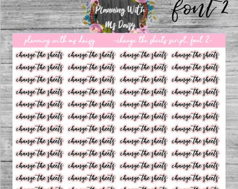 Change the Sheets Script Stickers