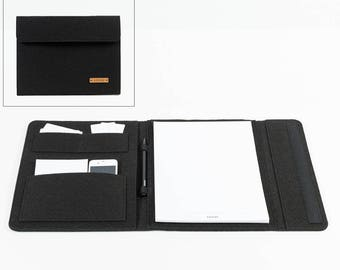 Document BAG, document case, document case, A4 document cover, A4 block folder, folder, document cases [Hella]