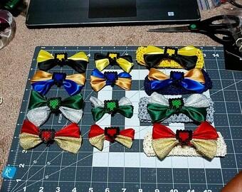 Harry Potter Bows and Headbands
