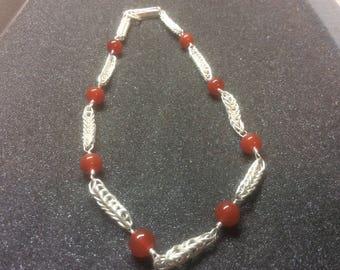Roman necklace ,choker