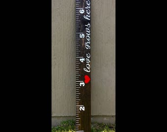 Growth Chart - Love Grows Here