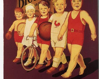 La Bledine Vintage French Poster Print