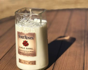 Four Roses Single Barrel Bourbon Candle
