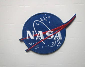 NASA Logo -  Iron on patch