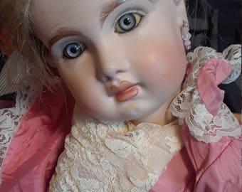 Tete Jumeau Doll