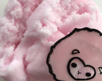 SLIME Harry Potter Pygmy Puff Cloud Slime. Very Satisfying