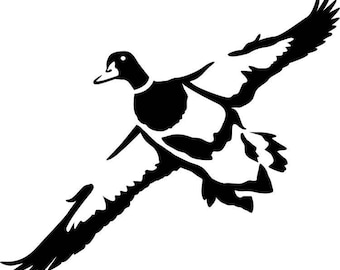 Duck Decal - Hunting Decals