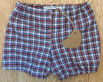 Picnic Blanket Baby Bloomers