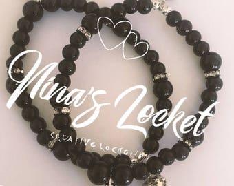 BFFS Bead Bracelets