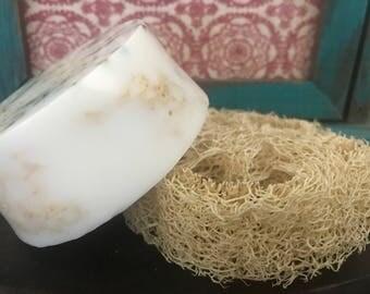 Patchouli Rose Loofah Soap