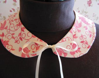 Peter Pan collar removable for adult