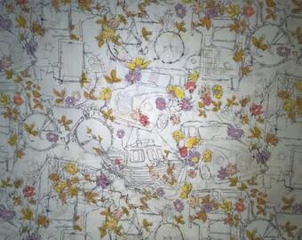 The liberty cut 50 x 136 100% cotton fabric