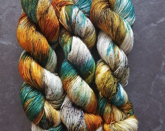 Urban Storm ~ Priscilla ~ Merino Nylon Sock Yarn