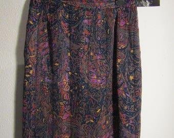 Markwald skirt with print