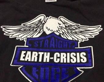 Vintage 2000 earth crisis xl size