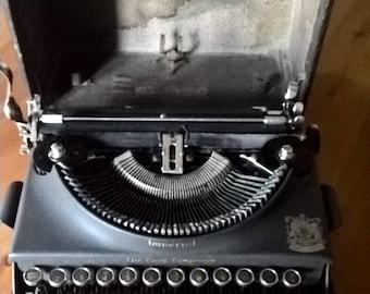 Imperial Typewriter 1950'