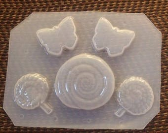 Plastic Mold / Candys