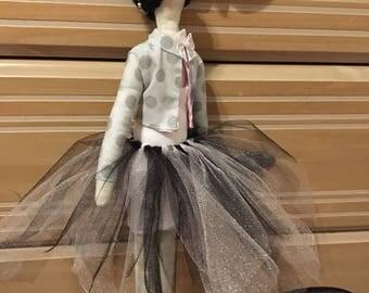 Handmade Tilda Doll Beautiful  Ballerina