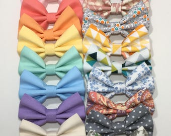 Bow Tie, Spring Collection Patterns