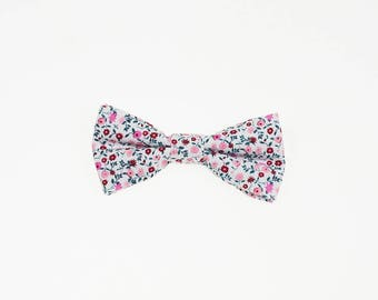 de MORÉ - Flowerfield red youngster bow tie