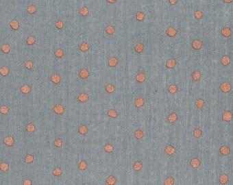 Nani Iro Japanese Fabric Kokka Pocho Double Gauze - gift - 50cm