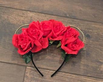 Beauty Rose Mouse Ears
