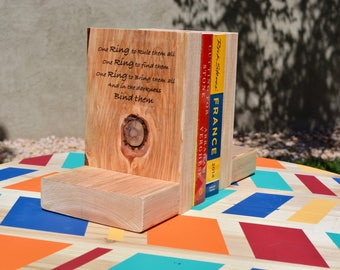 Custom Quote Bookends