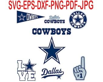 Dallas Cowboys.Svg,eps,dxf,png,png,jpg.