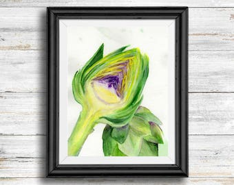 Artichoke - Digital Download - Kitchen