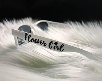 Flower Girl Sunglasses/Pedal Patrol/Bridal Party Sunglasses