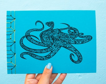 Octopus Notebook