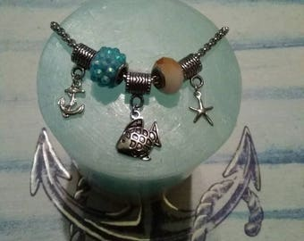 Honeymoon Charmer - charm Bracelet