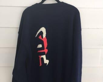 Vintage 1980s Fila sweater
