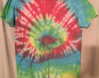 Handmade Tie dye Tshirt