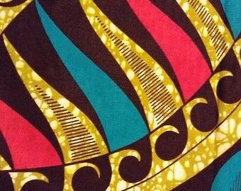 West Africa fabric