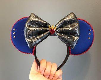Descendants Evie Themed Ears