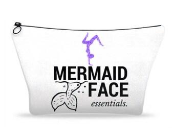 Large Mermaid makeup bag