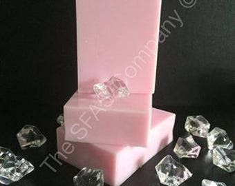 Candy floss fragranced SLS free soap bar