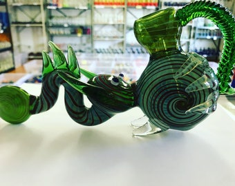 Glass Pipe/Fancy pipe/Hand pipe/Glass art
