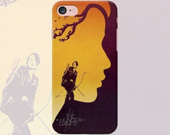 The Hunger Games iPhone case 7 7 Plus 6 6s 6 plus 5 5s 5se 4 Samsung galaxy case s7 edge s7 s6 s5 s4 s3 phone case art cover mockingjay