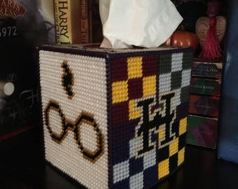 Harry Potter Tissue Box Cover