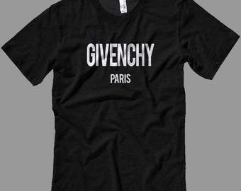Givenchy Paris T Shirt-T Shirts- Long Sleeves-Tanks-Sweatshirts-Hoodies-Youth-Womens-Mens-up to 5XL