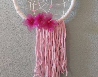 Think Pink Dream Catcher