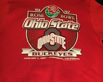 Ohio State Buckeyes 1997 Rose Bowl