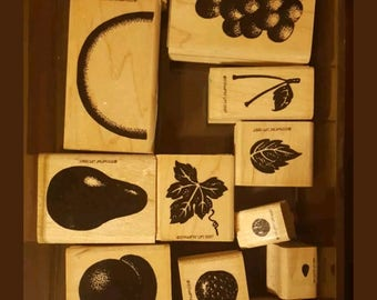 Definitely Decorative Stampin Up Set