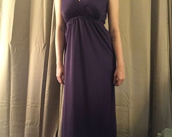 Handmade maxi dress